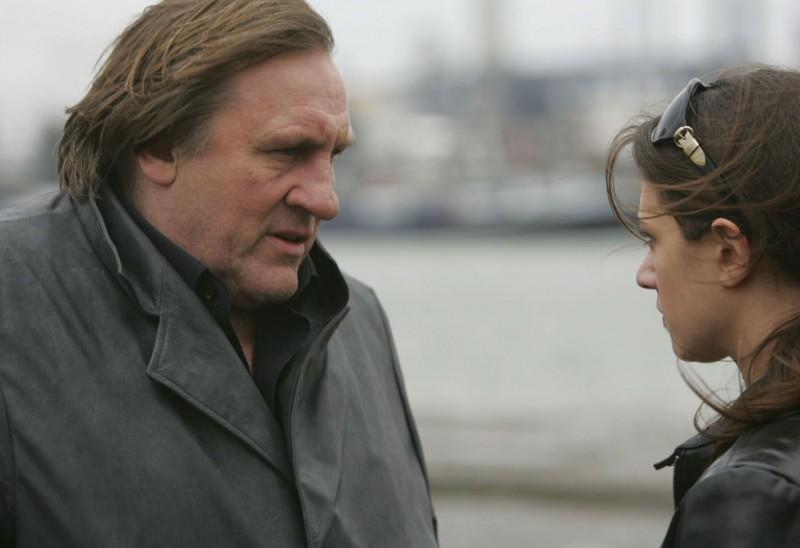 Gerard Depardieu in una scena di Diamond 13