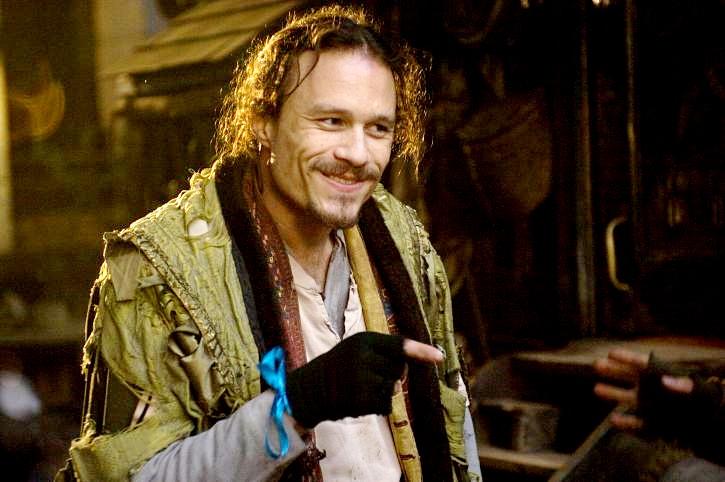 Heath Ledger in un'immagine del film Parnassus - L'uomo che voleva ingannare il diavolo