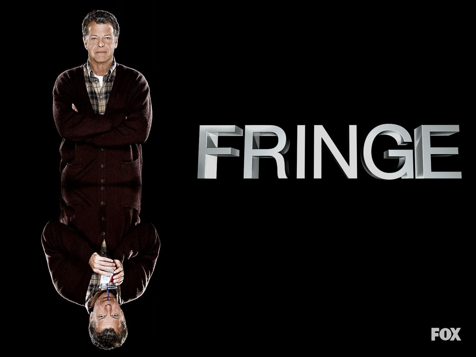 John Noble in un wallpaper della stagione 2 di Fringe