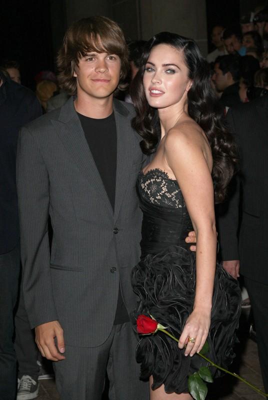 Johnny Simmons e Megan Fox alla premiere de Il Corpo di Jennifer tenutasi al TIFF, il 10 Settembre 2009