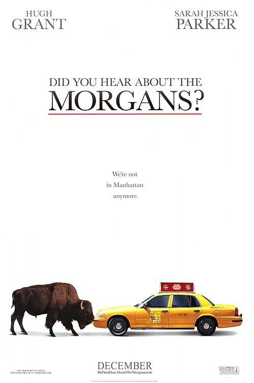 La locandina di Did You Hear About The Morgans?