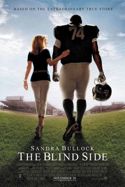 Nuovo poster per The Blind Side