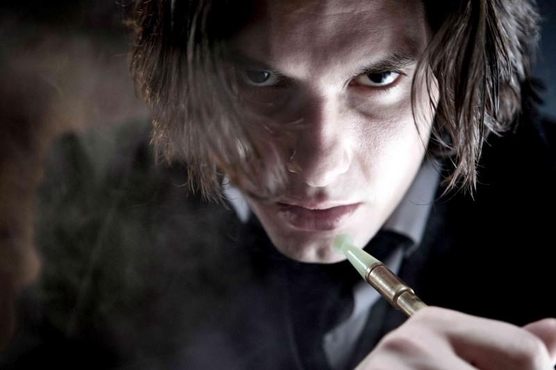 Un primo piano di Ben Barnes, protagonista del film Dorian Gray