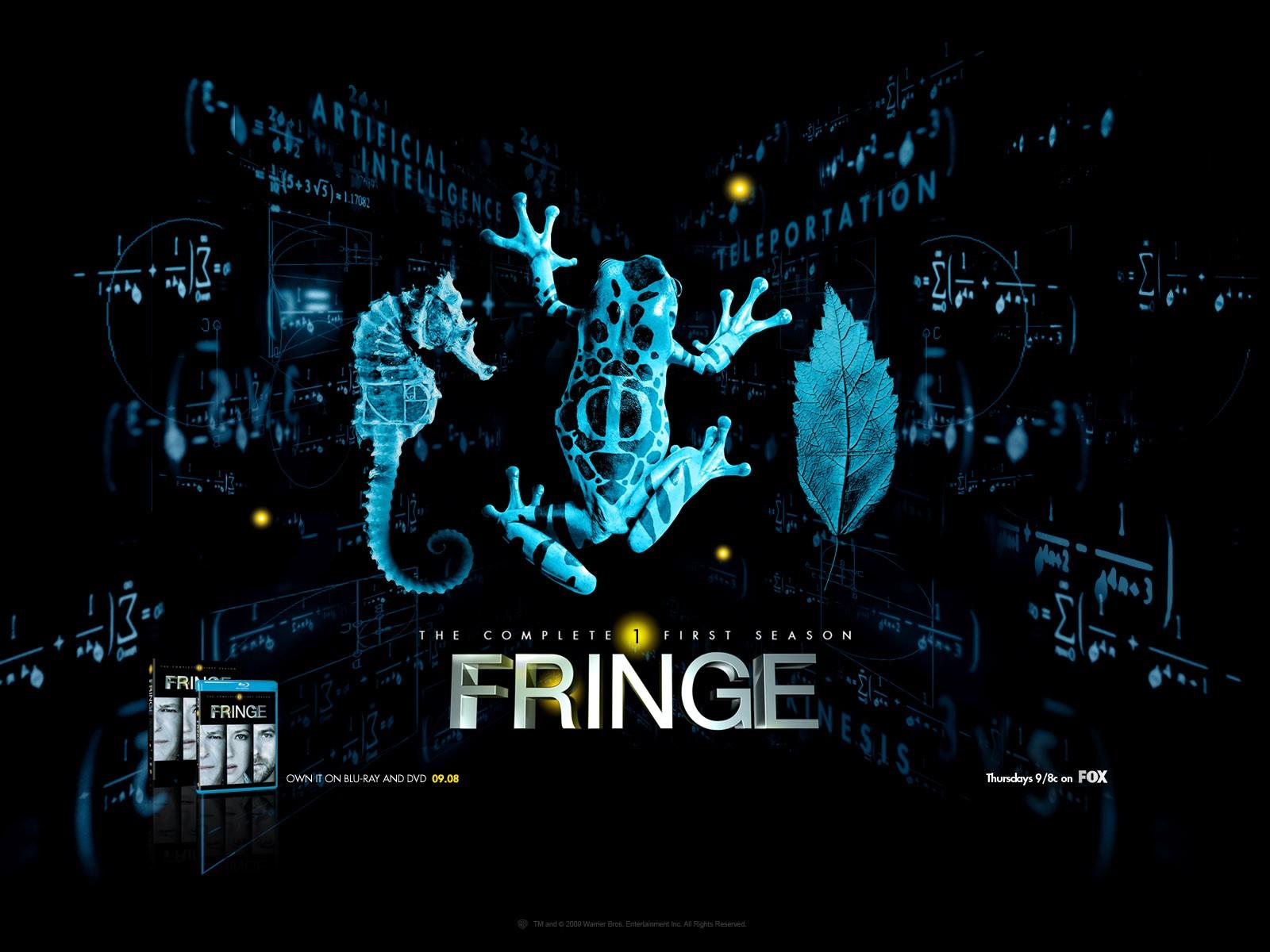 Uno dei wallpaper della stagione 2 di Fringe