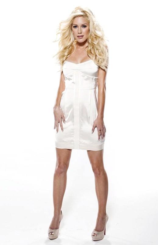 Heidi Montag in un'immagine promo per la stagione 5 di The Hills