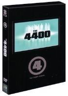 La copertina di The 4400 - Stagione 4 (dvd)