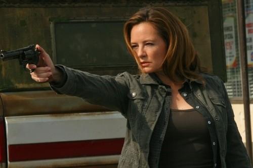 Samantha Ferris in una scena dell'episodio Good God, Y'All di Supernatural