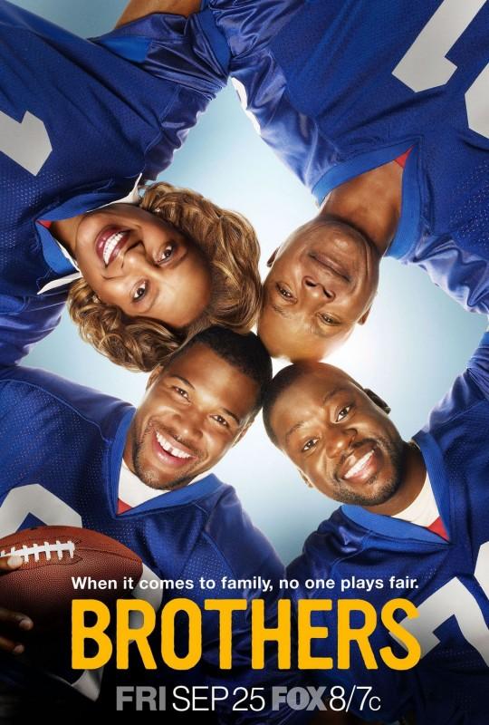 Uno dei poster della serie TV Brothers
