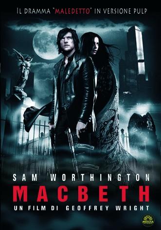 La copertina di Macbeth (dvd)