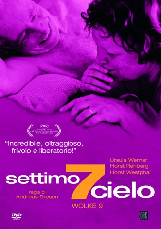 La copertina di Settimo cielo (dvd)