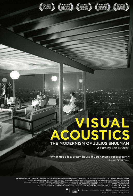 La locandina di Visual Acoustics