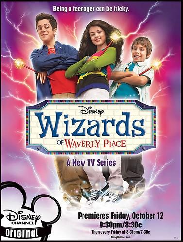 La locandina di Wizards Of Waverly Place
