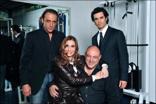 Luca Ward, Antonella Troise, Edoardo Margheriti e Antonio Cupo sono i protagonisti di Negli occhi dell\'assassino