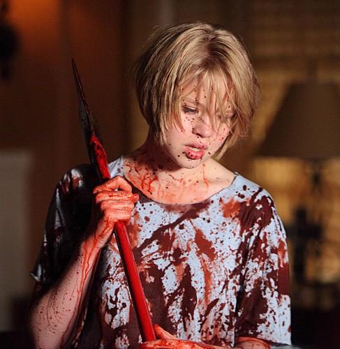 Medium: bagno di sangue per Sofia Vassilieva nell'episodio 'Who's That Girl', secondo episodio della sesta stagione.