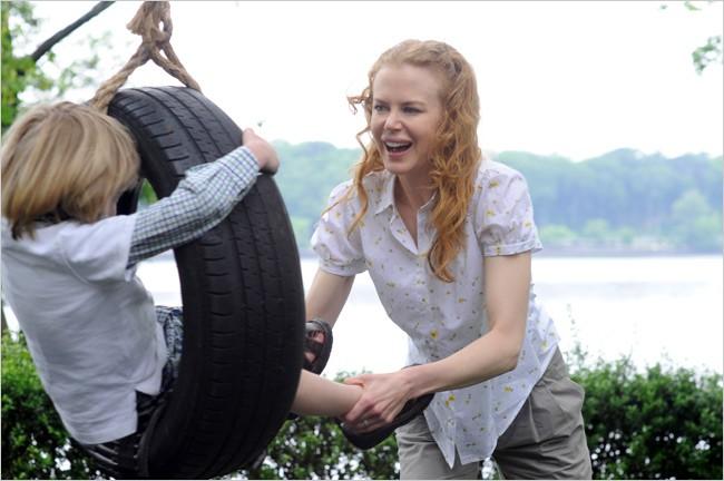 Nicole Kidman in una scena del film Rabbit Hole, diretto da John Cameron Mitchell
