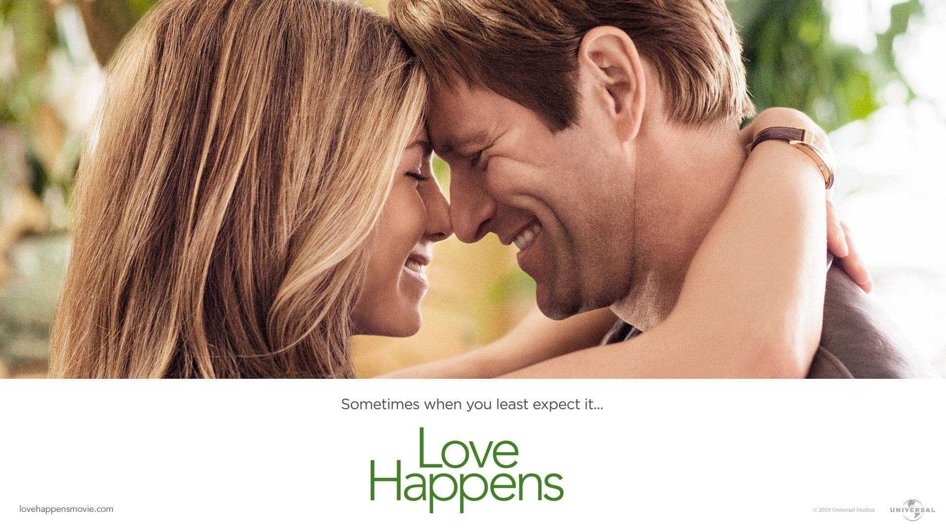 Un wallpaper del film Love Happens