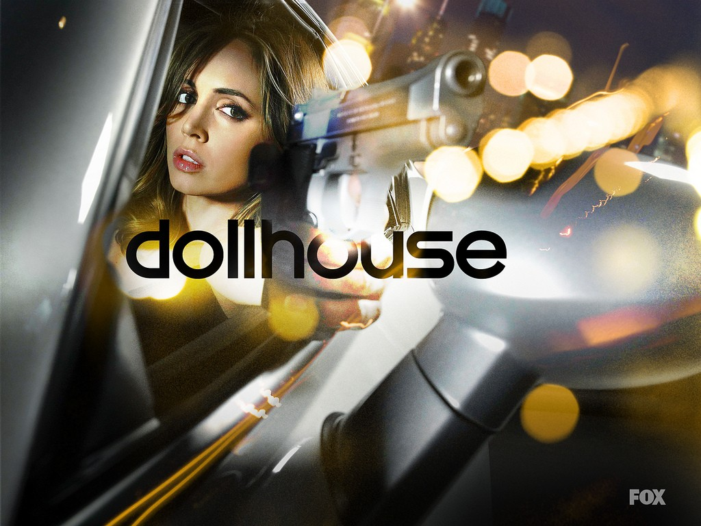 Un wallpaper per la stagione 2 di Dollhouse