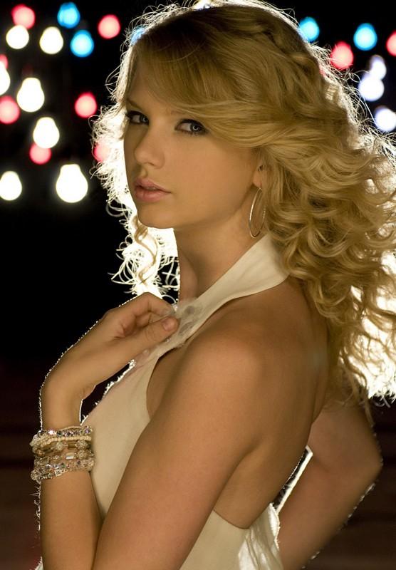 Una foto promozionale di Taylor Swift