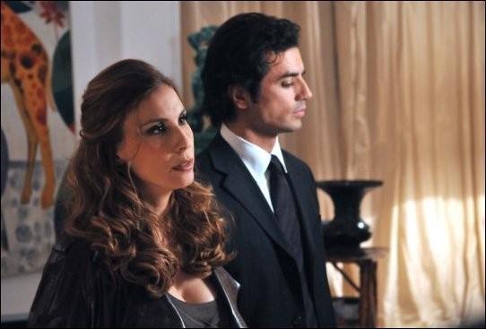Antonella Troise e Antonio Cupo in Negli occhi dell\'assassino