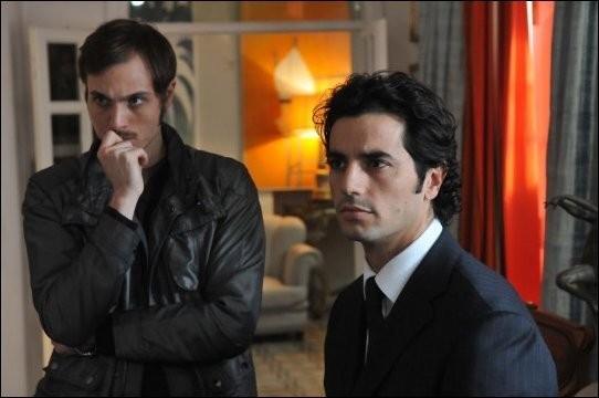 Antonio Cupo nel thriller Negli occhi dell\'assassino