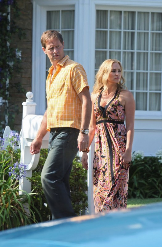 Desperate Housewives: Drea De Matteo con Jeffrey Nordling in Still Alive, episodio della sesta stagione