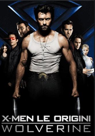 La copertina di X-Men - Le origini: Wolverine (dvd)