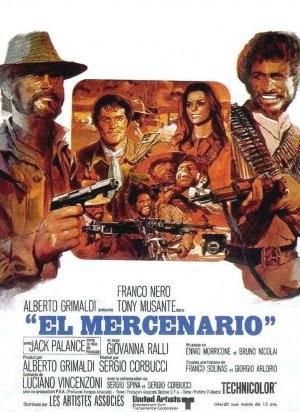 La locandina di Il mercenario