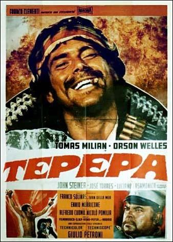 La locandina di Tepepa