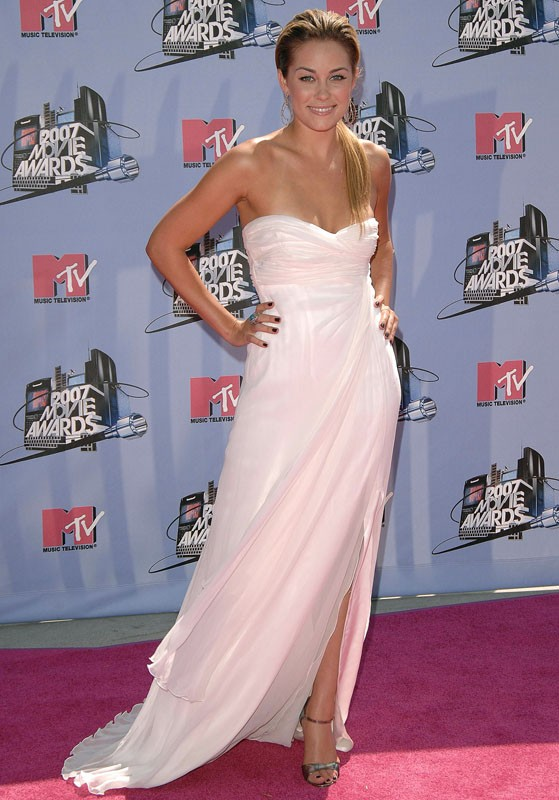 Lauren Conrad agli MTV Movie Awards 2007