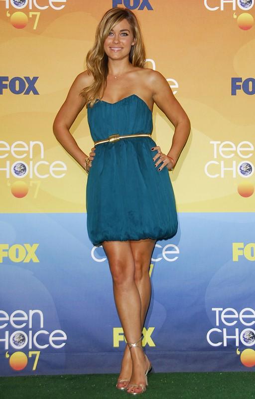 Lauren Conrad ai Teen Choice Awards 2007