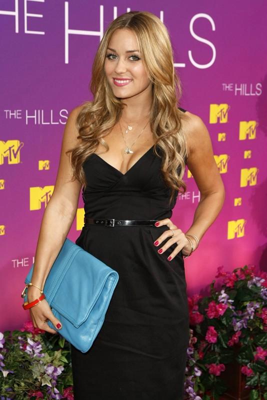 Lauren Conrad al The Hills Season 5 Finale Party, a Beverly Hills
