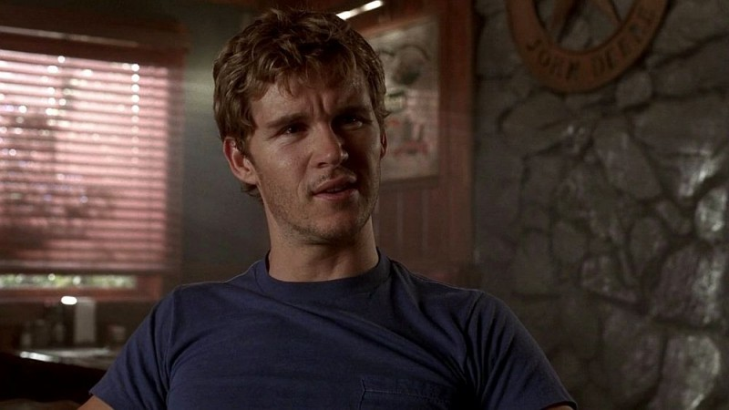 Ryan Kwanten in un'immagine dell'episodio 'Beyond Here Lies Nothin'' della serie True Blood