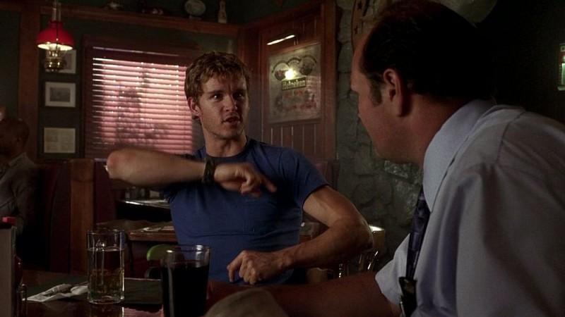 Ryan Kwanten in un'immagine dell'episodio 'Beyond Here Lies Nothin'' della serie tv True Blood