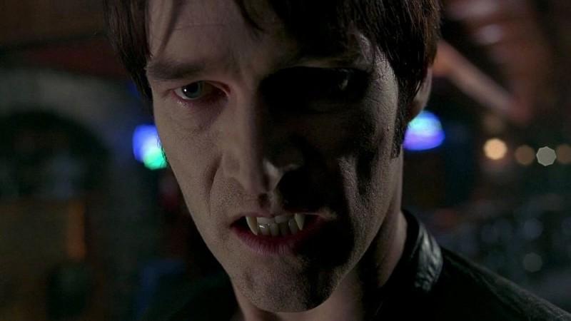 Stephen Moyer in un'immagine dell'episodio 'Beyond Here Lies Nothin'' della serie tv True Blood