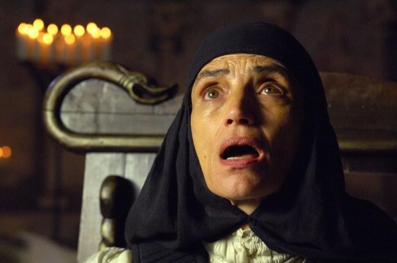 Angela Molina in una scena del film Barbarossa