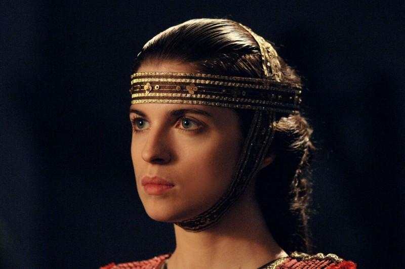 Cécile Cassel in un'immagine del film Barbarossa
