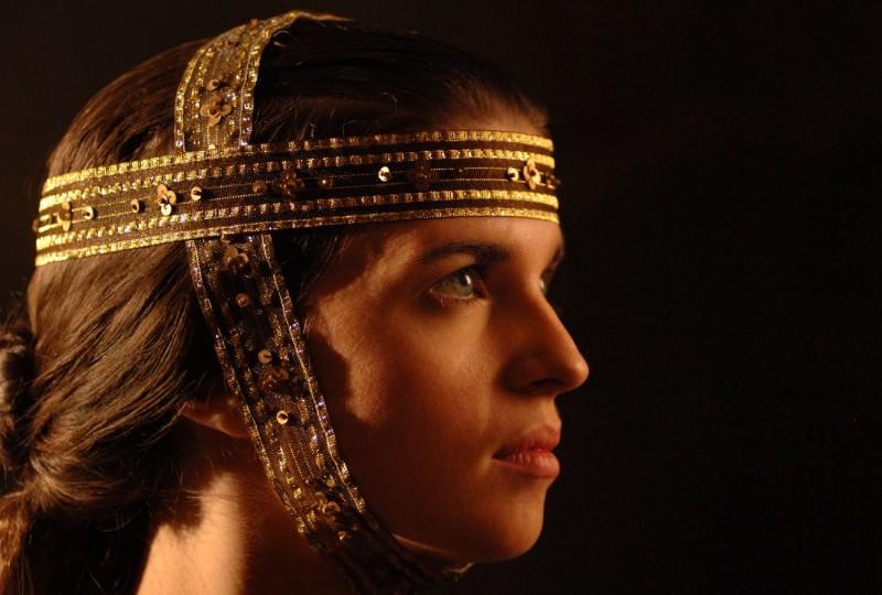 Cécile Cassel in un'immagine di Barbarossa