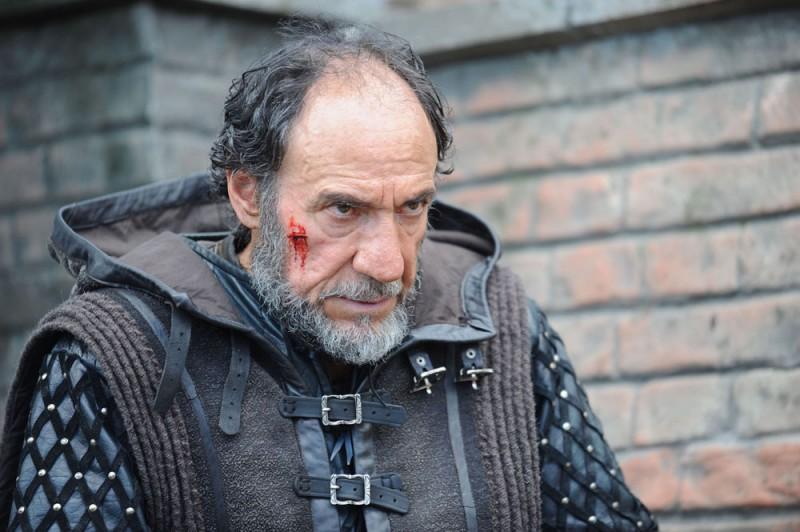 F. Murray Abraham in un'immagine del film Barbarossa