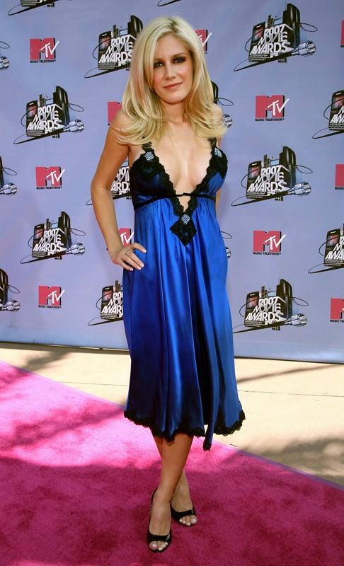 Heidi Montag agli MTV Movie Award 2007