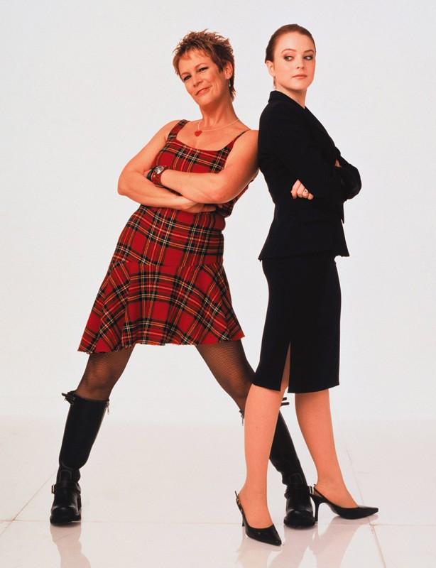 Jamie Lee Curti e Lindsay Lohan si scambiano i ruoli nel film Quel pazzo venerdì
