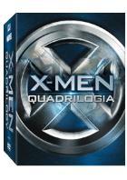 La copertina di X-Men - La quadrilogia (blu-ray)