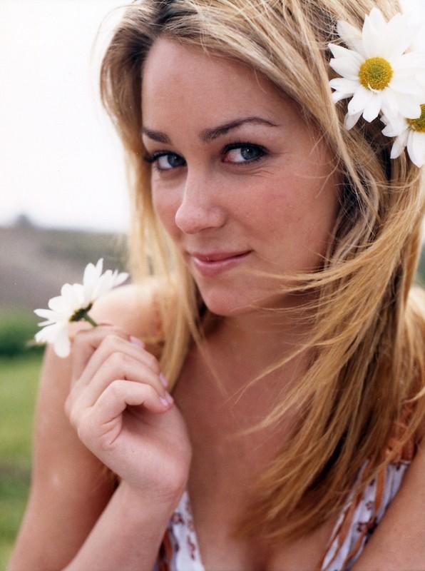 Lauren Conrad figlia dei fiori