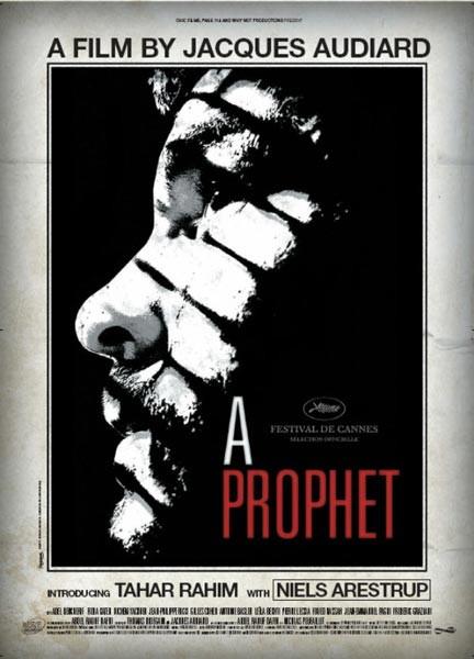 Poster internazionale per il film Un profeta