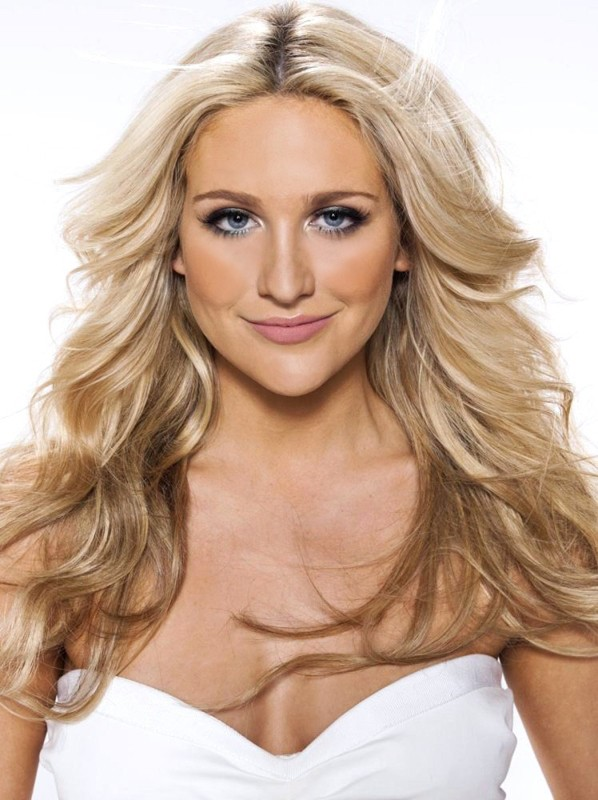 Stephanie Pratt in una foto promo per la 5 stagione di The Hills