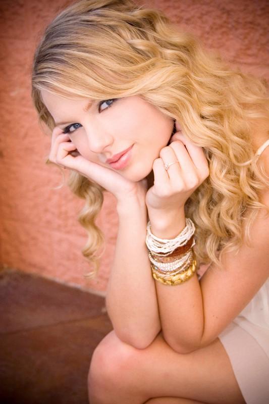Una dolce e tenera Taylor Swift