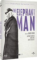 La copertina di The Elephant Man (blu-ray)