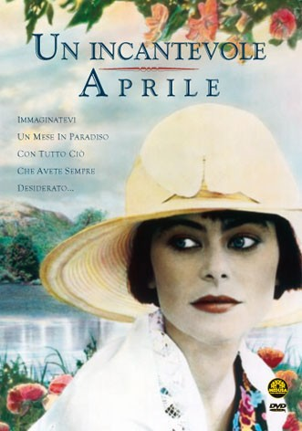 La copertina di Un incantevole aprile (dvd)