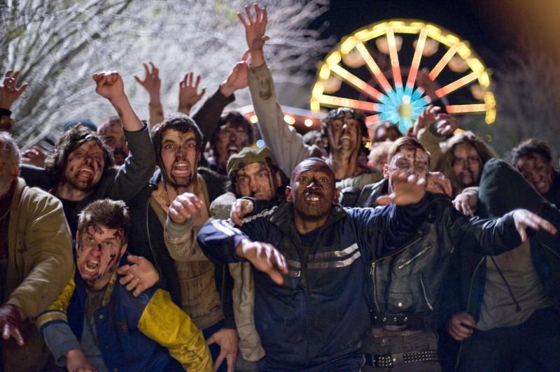 Un'immagine del film Zombieland