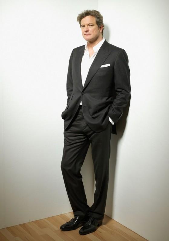 Colin Firth al Toronto Film Festival 2009 per presentare il film A Single Man