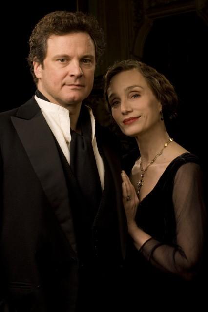 Colin Firth E Kristin Scott Thomas In Una Immagine Promo Del Film Un Matrimonio All Inglese 131382 Movieplayer It